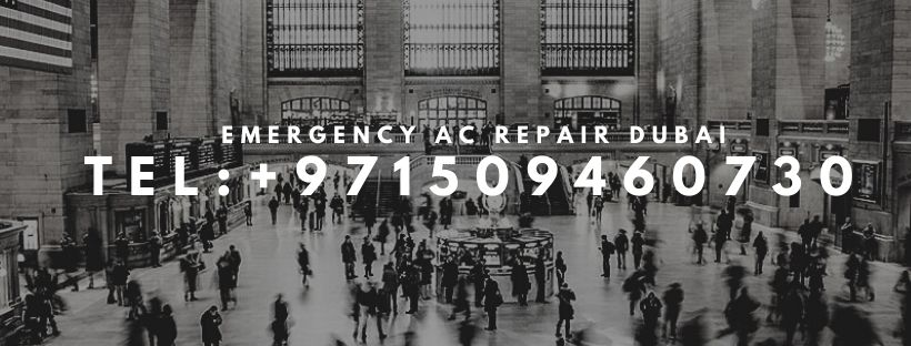 Emergency AC Repair Dubai