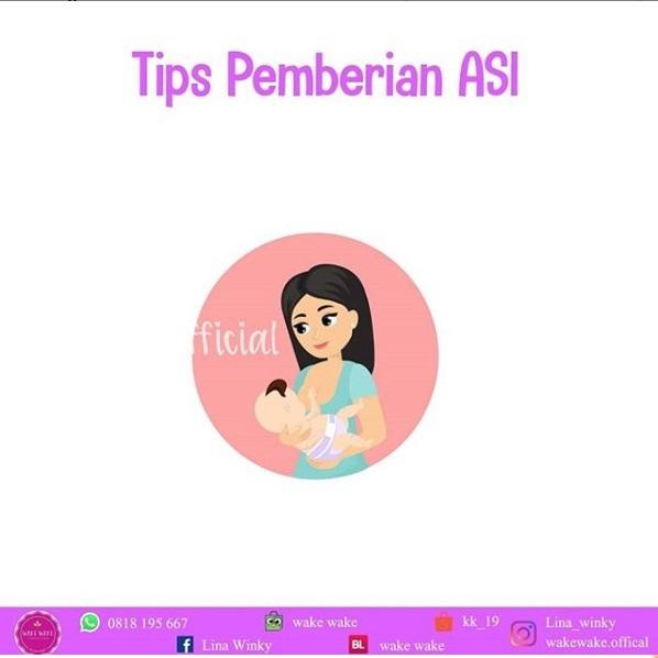 Tips Pemberian ASI