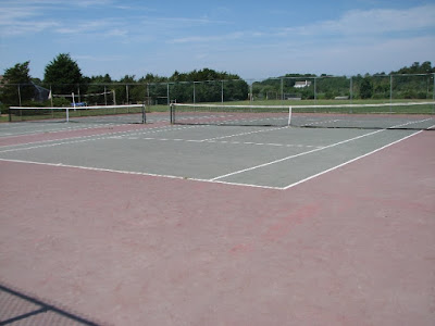 Tennis Courts Mayo Beach Wellfleet Play Ground