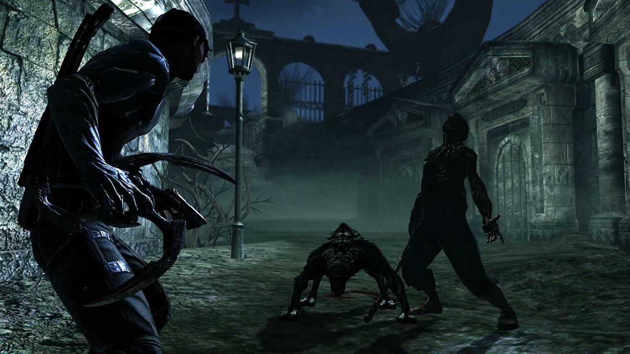 تحميل لعبة dark sector مضغوطة برابط مباشر للكمبيوتر