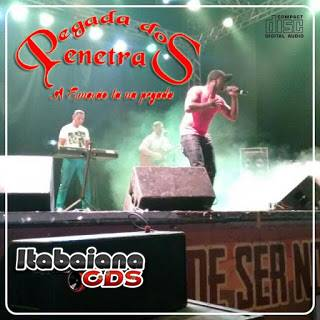 Banda Pegada Dos Penetras - Promocional Lançamento - 2016