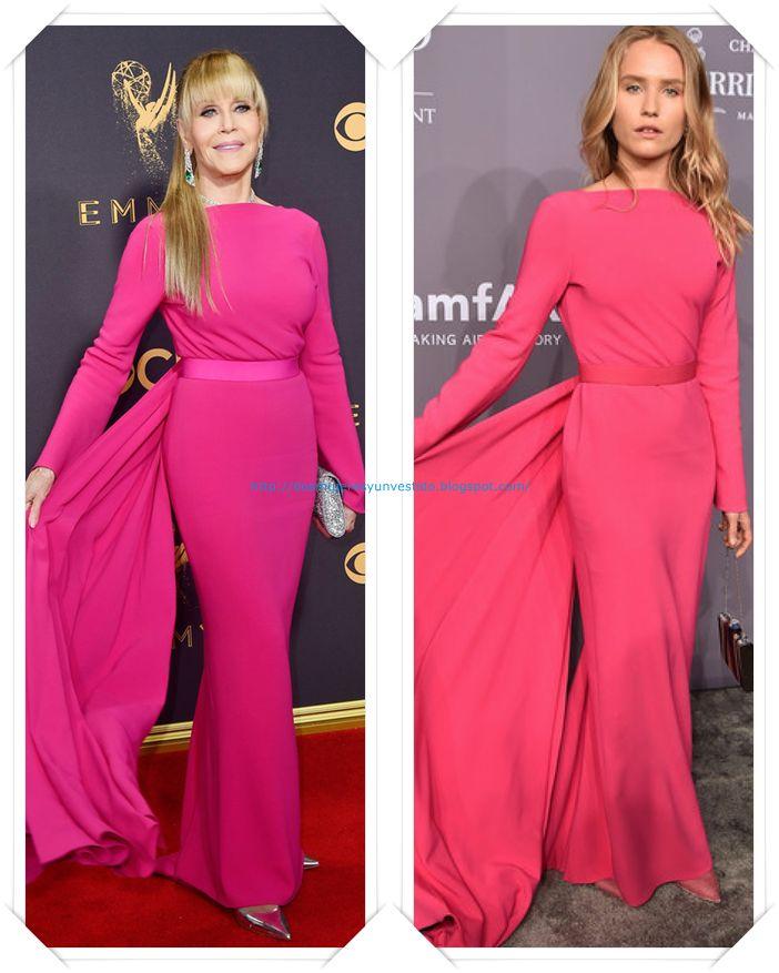 marzo 2018 - Dos mujeres y un vestido