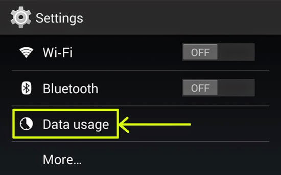 settings-data-usage