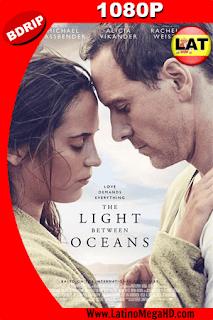 La Luz Entre Los Oceanos (2016) Latino HD BDRIP 1080P - 2016