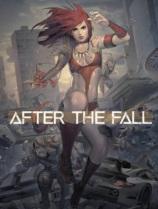 After the Fall HC