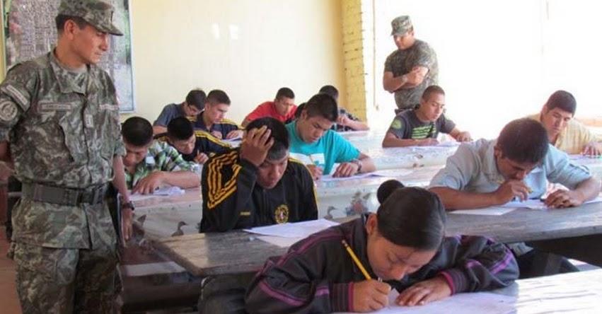 10% para licenciados de Fuerzas Armadas en Concurso de Directores de colegios sería ilegal (Sigifredo Sánchez Crisanto)