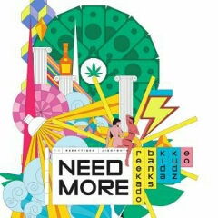 Reekado Banks feat. Kida Kudz & EO - Need More (2020) [Download]