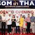 Kaity Nguyễn, Jun Vũ dự khai trương nhà hàng Som Tum Thai tại Estella Place