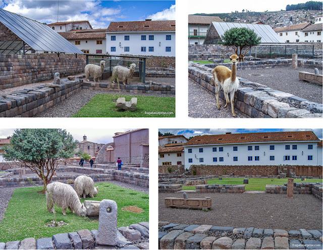 Complexo do Kusicancha, Cusco, Peru