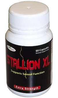 Stallion XL Herbal Remedy for Erectile Dysfunction