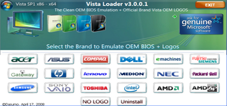 vista activator sp1 loader v3.0.0.1