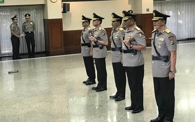 Idham Azis Resmi Jabat Kapolda Metro Jaya Hari Ini