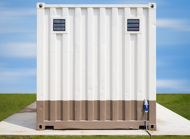 cost of pods storage containers business organization storing units