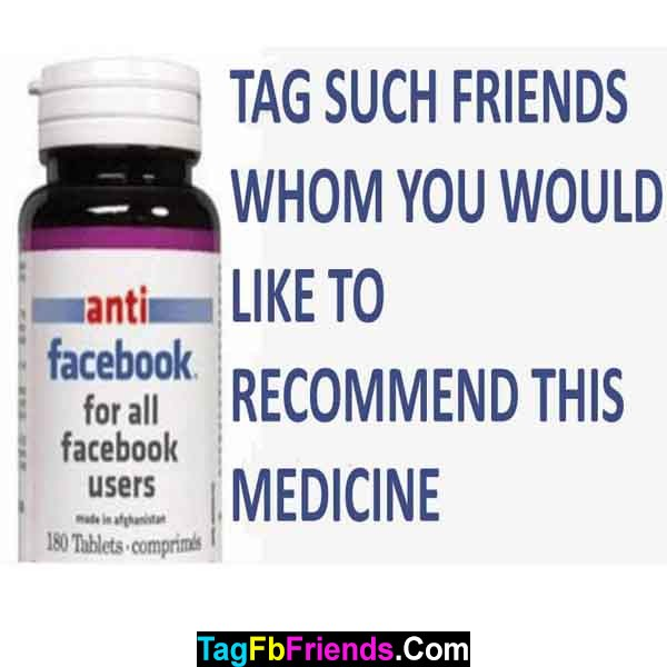 Tag some friends