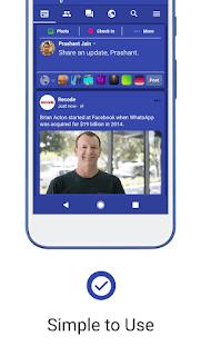 Fella for Facebook Premium v1.9.0 Pro + Mod APK Is Here !