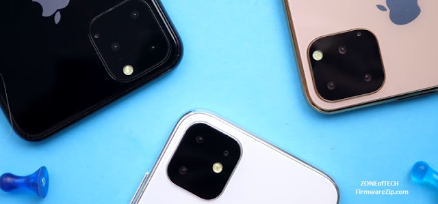 New Iphone 11 Triple Camera
