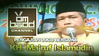 Download Ceramah Kh. Maruf Islamudin