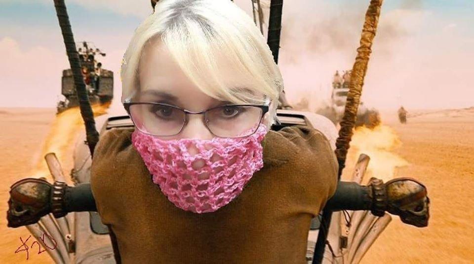 ТП богуцкая в маске