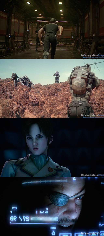 Starship Troopers Traitor of Mars (2017) HD 1080p Latino