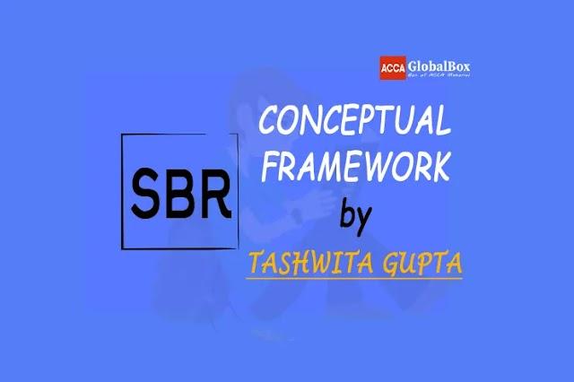 SBR - Conceptual Framework by Tashwita Gupta | 2021