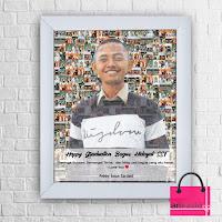 Desain Foto Wisuda Buat Kado Wisuda dan Sidang Meja Hijau 2