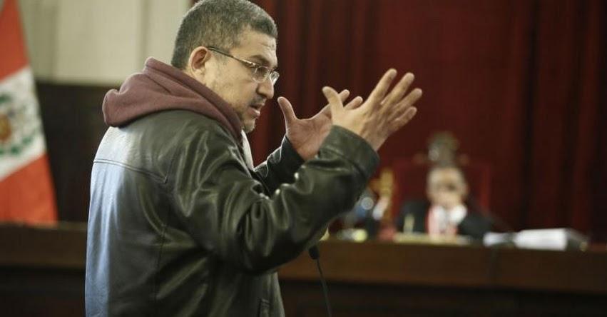 Dictan 18 meses de prisión preventiva contra el expresidente de la Corte Superior de Justicia del Callao, Walter Ríos