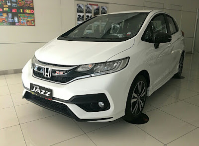 Review Mobil Honda Jazz RS M/T