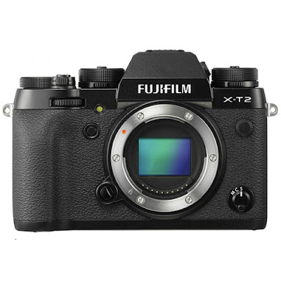 Fujifilm X-T2 Mirrorless Digital Camera Firmware Full Driversをダウンロード