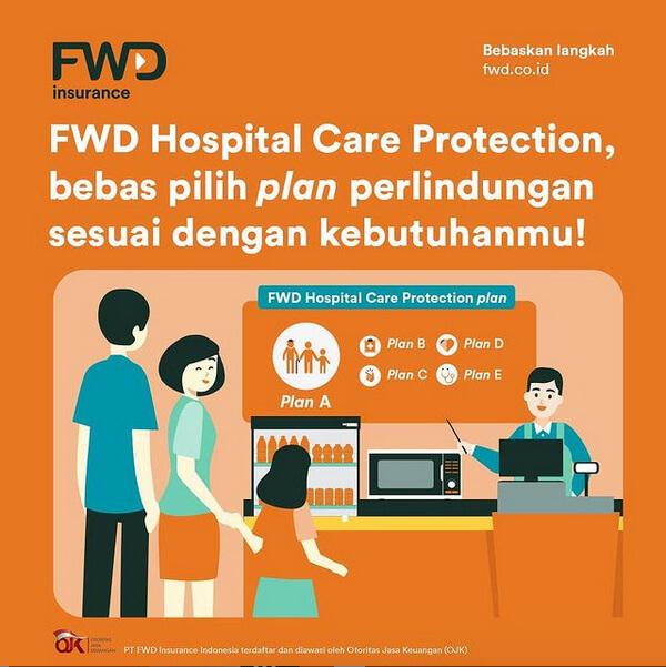 asuransi kesehatan fwd