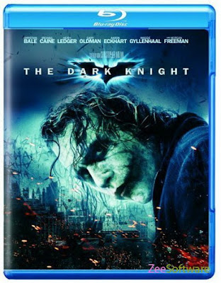 The Dark Knight 2008 Dual Audio 720p BRRip 750mb HEVC x265