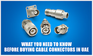 How to buy cable connectors in UAE