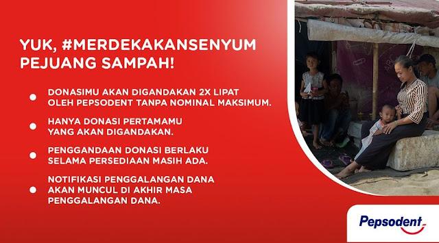 #MerdekakanSenyum Keluarga Indonesia