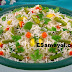 குடைமிளகாய் சாதம் செய்வது எப்படி? | Capsicum Rice Recipe !