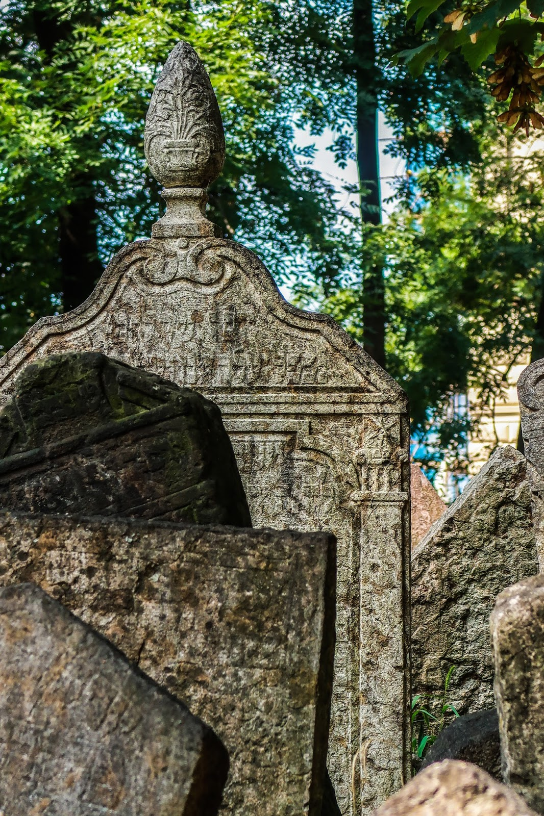 The Jewish Quarter & Cemetery in Prague