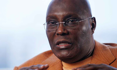 Atiku Reacts To Lockdown Of Saraki & Ekweremadu