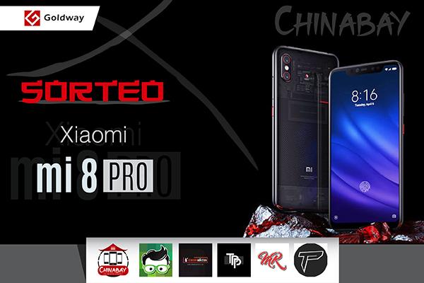 Sorteio | Ganhe Um Xiaomi Mi 8 Pro 8GB/128GB!