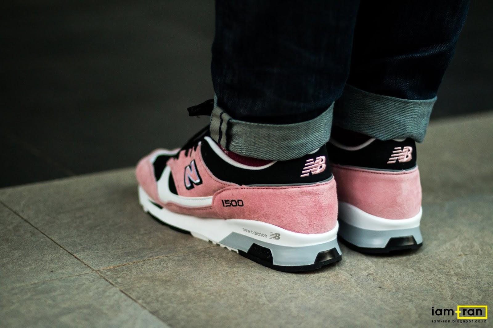 best authentic 604ab 7b652 ON FEET   Ryan - NB 1500 MPK  Pastel Pink Easter Pack. Ryan on feet.  Sneakers   NB 1500 MPK  Pastel Pink Easter Pack