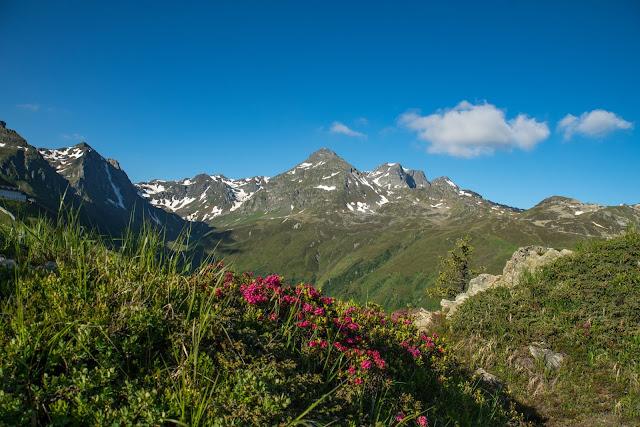 Panoramaweg Gantakopf  Wandern im Montafon 01