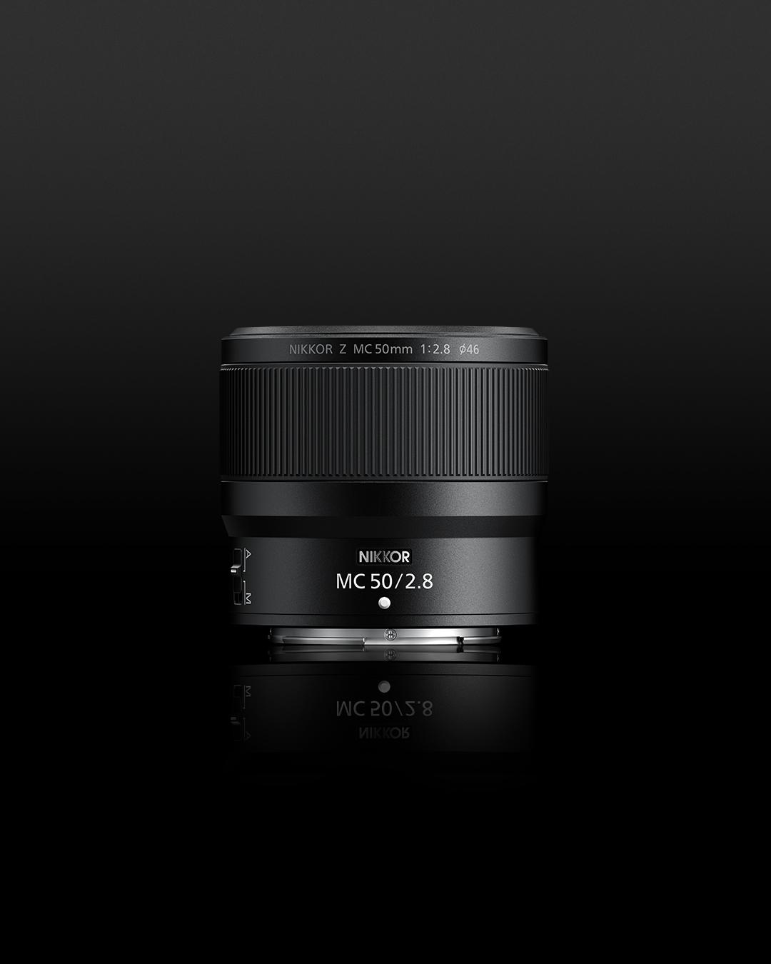 Nikon Nikkor Z MC 50mm f/2.8