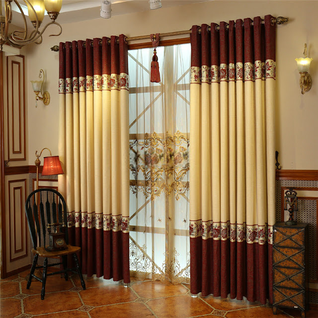 Curtains Home Interior 2017