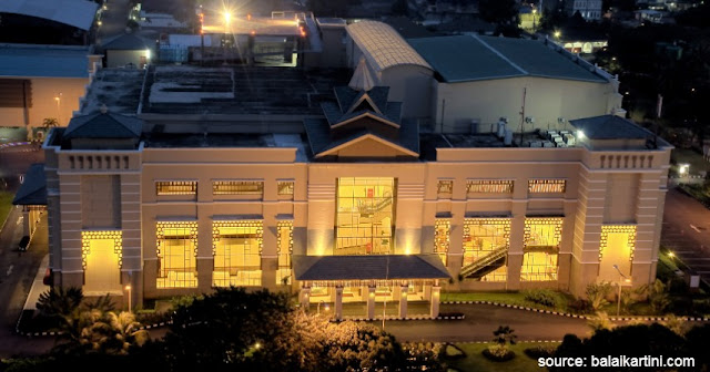 Balai Kartini gedung pernikahan
