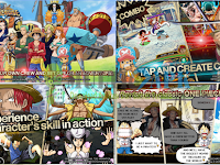 One Piece Treasure Cruise v5.1.2 Apk Mod Health+High Attack