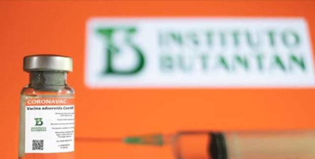 SP entrega ao Brasil lote inicial de um total de 5,4 milhões de doses da vacina do Butantan
