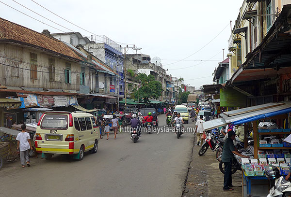 Street Food Palembang