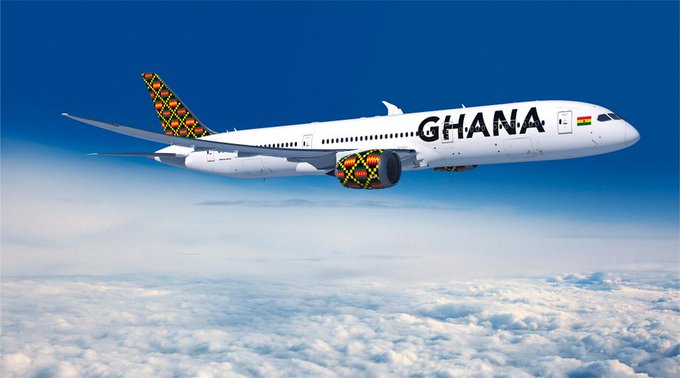 Boeing and Ghana sign MoU for three 787-9 Dreamliner Jets