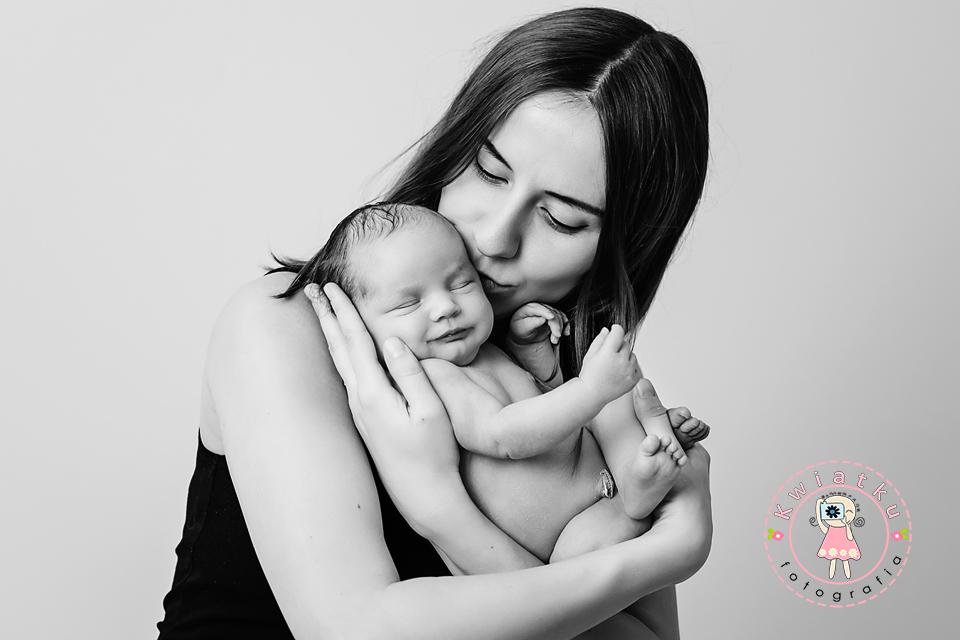 Mama z córeczką