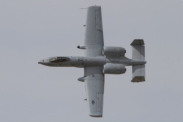 Boeing A-10 re-winging contract