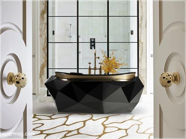 صور حمامات - حمامات مودرن 1 | Bathroom Photos - Modern Bathrooms 1