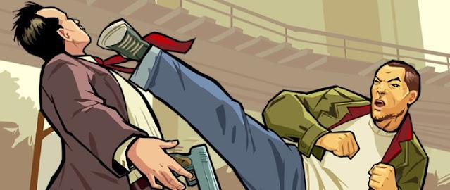 لعبة جراند ثفت أوتو: تشايناتاون ورز GTA: Chinatown Wars