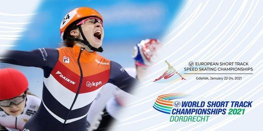 Mundial de short track 2021 (Dordrecht, Holanda) - Shaoang Liu y Suzanne Schulting los mejores del campeonato